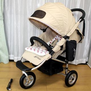 AIRBUGGY - 美品 Air Buggy COCO エアバギーココ スタンダード◆3輪バギー◆