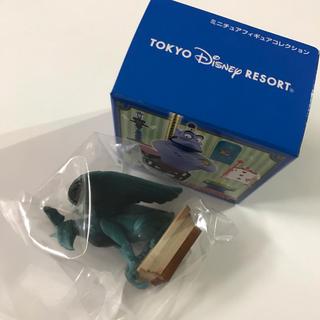 ディズニー(Disney)のディズニーリゾート ミニチュアフィギュアコレクション(ミニチュア)