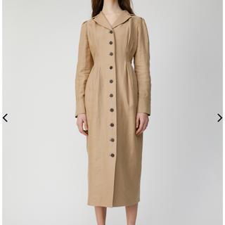 moussy - MOUSSY  TUCK LONG SHIRTドレス