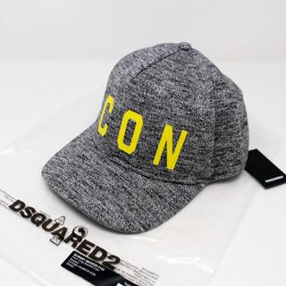 DSQUARED2 - 新品 2019AW DSQUARED2 ICON ロゴキャップ