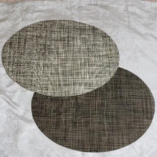 アクタス(ACTUS)のチルウィッチ オーバルランチョンマット2枚セット(テーブル用品)