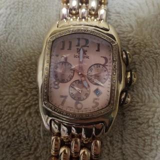 アヴァランチ(AVALANCHE)のアヴァランチ✨アイスリンク、ファットアイス、ローズゴールド時計⌚✨(腕時計(アナログ))
