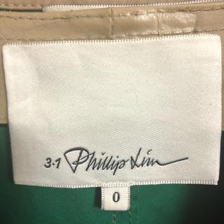 スリーワンフィリップリム(3.1 Phillip Lim)の3.1Philliplim トレンチコート(トレンチコート)