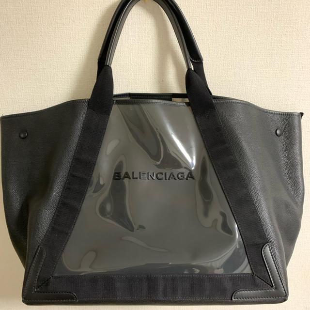 BALENCIAGA BAG(バレンシアガバッグ)のBALENCIAGA バレンシアガ ブラックトート レディースのバッグ(トートバッグ)の商品写真