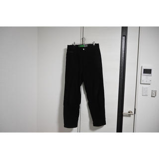 サンシー(SUNSEA)のGOURMET JEANS Corduroy pants LOOSE(デニム/ジーンズ)