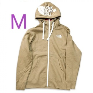 THE NORTH FACE - THE NORTH FACE リアビューフルジップフーディ M パーカー KT