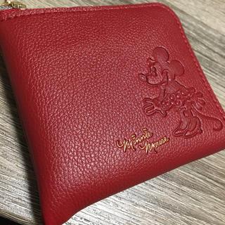 Disney - ディズニー ミニー ミニウォレット ミニ財布 ミッキー