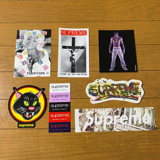 Supreme - Supreme ステッカー 7枚 新品 送料無料 Sticker Set