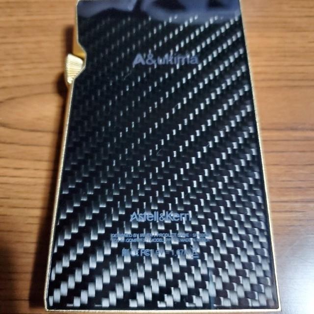 iriver(アイリバー)のしゃしゃ様専超美品A&ultima SP1000M GOLD 日本200台限定品 スマホ/家電/カメラのオーディオ機器(ポータブルプレーヤー)の商品写真