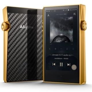 アイリバー(iriver)のしゃしゃ様専超美品A&ultima SP1000M GOLD 日本200台限定品(ポータブルプレーヤー)