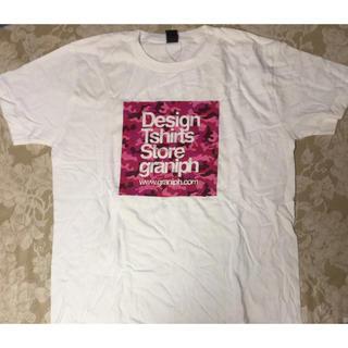 グラニフ(Design Tshirts Store graniph)のGraniph design logo Tシャツ(Tシャツ/カットソー(半袖/袖なし))