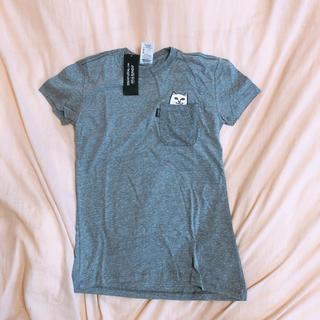 セール品!RipndipキャットインポケットTシャツ(Tシャツ(半袖/袖なし))