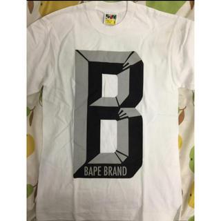 アベイシングエイプ(A BATHING APE)のBAPE Tシャツ サイズ S 新品未使用 正規品(Tシャツ/カットソー(半袖/袖なし))