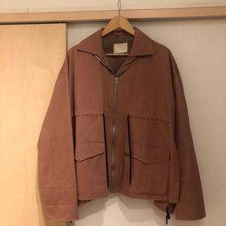 NEON SIGN  flared field jacket ジャケット