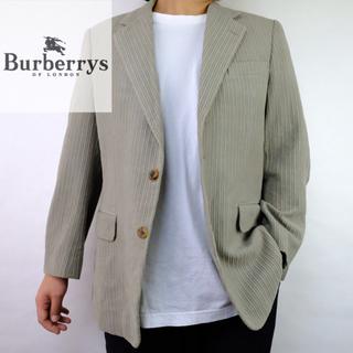 BURBERRY - 90s  Burberrys  バーバリー コーデュロイテーラードジャケット