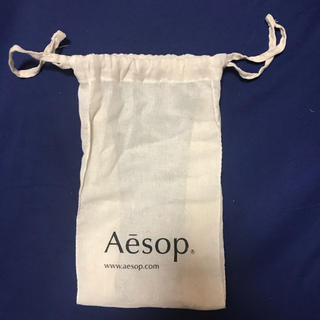 Aesop - aesop 巾着袋