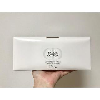 ディオール(Dior)のDior フェイシャルコットン(コットン)