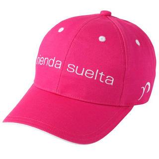 リエンダ(rienda)のキャップ リエンダ スエルタ  rienda  suelta 新品 帽子 ゴルフ(その他)