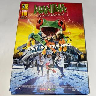 ワニマ(WANIMA)のJUICE UP!! TOUR FINAL DVD(ミュージック)