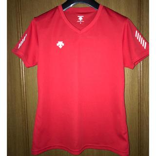デサント(DESCENTE)のデサント VネックTシャツ(Tシャツ(半袖/袖なし))