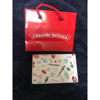 クロムハーツ(Chrome Hearts)のクロムハーツ〜限定非売品クッキー缶〜(菓子/デザート)