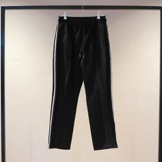 YOKE / KNIT LINE TAPE TRACK PANTS 19ss