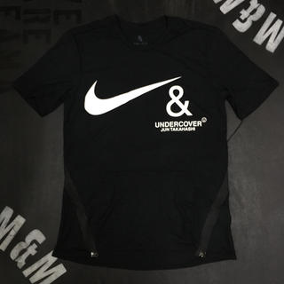 UNDERCOVER - 送込み L NIKE TEE BLACK / UNDERCOVER