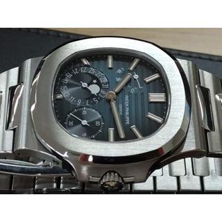 パテックフィリップ(PATEK PHILIPPE)の【国内正規】パテックフィリップ ノーチラス 5712/1A-001(腕時計(アナログ))