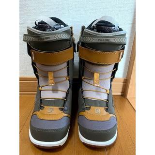 ディーラックス(DEELUXE)のDEELUXE スノーボード ブーツ 22.5 美品(ブーツ)