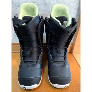 バートン(BURTON)のburton mito asian fit スノーボード ブーツ 24cm(ブーツ)