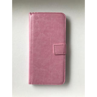 Galaxy - セ〜ル中!シンプル レザー手帳薄型ケース  GalaxyS8Plus ピンク