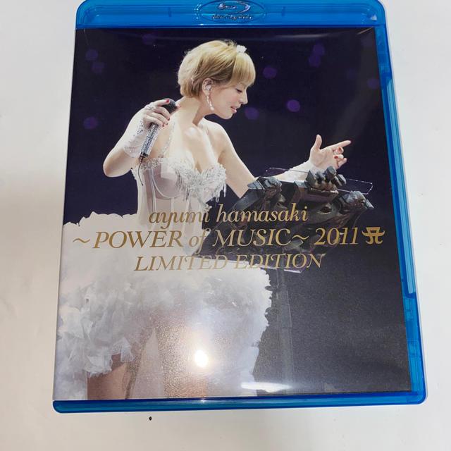 ayumi hamasaki ~POWER of MUSIC~ 2011 A L エンタメ/ホビーのDVD/ブルーレイ(ミュージック)の商品写真