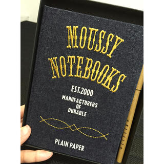 マウジー(moussy)のmoussy ノベルティ(ノベルティグッズ)