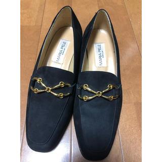 バークレー(BARCLAY)のバークレー BARCLAY 婦人靴 スエード レディース シューズ(ローファー/革靴)