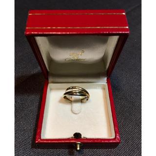 カルティエ(Cartier)の値下げ! カルティエ トリニティリング(リング(指輪))