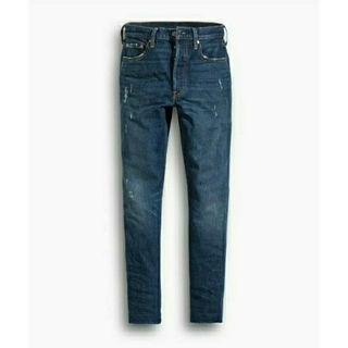 Levi's - 【新品】501(R) Skinny  SONG FOR FOREVER/15oz