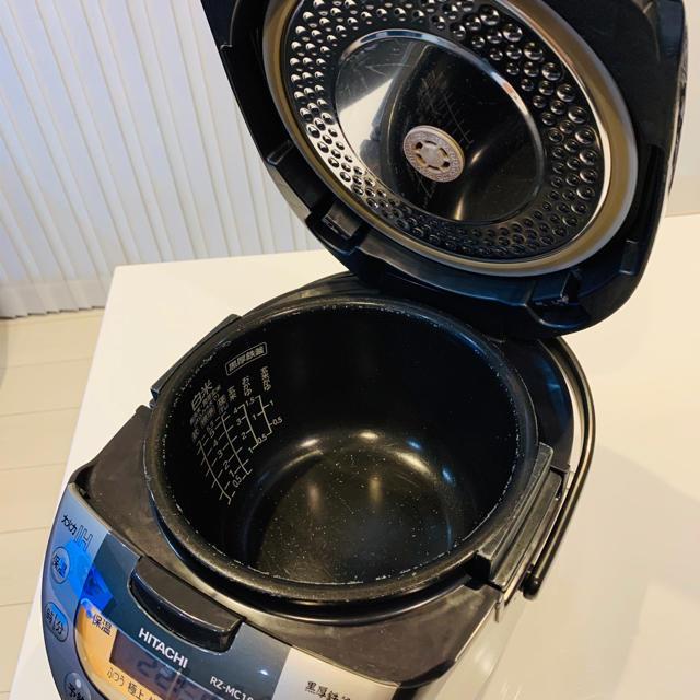 日立(ヒタチ)の日立 IH 炊飯器 2014年製 スマホ/家電/カメラの調理家電(炊飯器)の商品写真