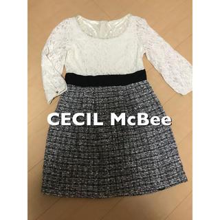CECIL McBEE - CECIL McBee ワンピース