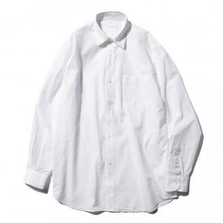 コモリ(COMOLI)のcomoli シャツ ホワイト 1(シャツ)
