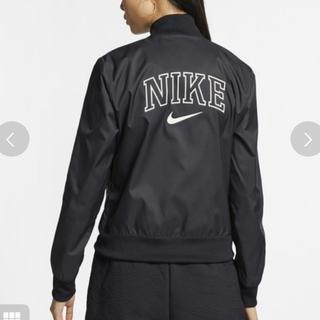 ナイキ(NIKE)の新品 NIKE ナイキ パーシティジャケット ナイロンジャケット レディース(ナイロンジャケット)