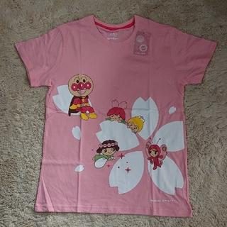 アンパンマン(アンパンマン)のアンパンマンTシャツ(さくら)(Tシャツ(半袖/袖なし))