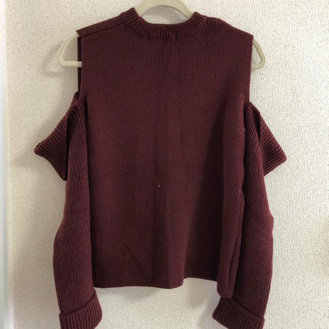EMODA(エモダ)のエモダニット レディースのトップス(ニット/セーター)の商品写真