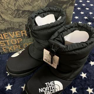 THE NORTH FACE - ノースフェイス NF51872 ブーツ ヌプシ  新品未使用 27センチ