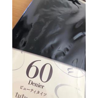 tutuanna - チュチュアンナ 60デニール タイツ