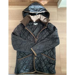 アーヴェヴェ(a.v.v)の薄手ジャケット 150センチ USED 黒(ジャケット/上着)