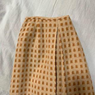 サンタモニカ(Santa Monica)のsale┊︎vintage skirt 🦢(ロングスカート)