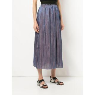 ビューティアンドユースユナイテッドアローズ(BEAUTY&YOUTH UNITED ARROWS)のH beauty&youth サテンスカート(ロングスカート)