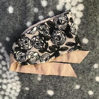 mina perhonen - ミナペルホネン  hitomi shinoyama ヘッドドレス rosy