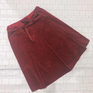 マックスマーラ(Max Mara)のMax Mara マックスマーラ コーデュロイ スカート(ひざ丈スカート)