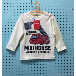 mikihouse - 新品 タグ付き  ミキハウス  miki house  Tシャツ